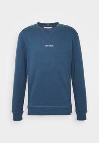 LENS - Sweatshirt - denim blue/white