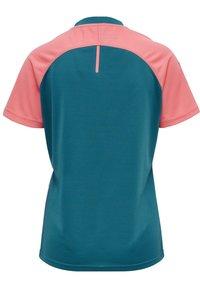 Hummel - ACTION  - T-shirt print - blue coral/tea rose - 1