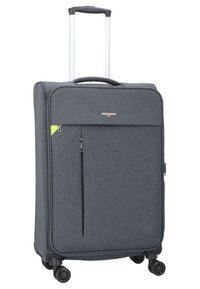 Hardware - REVOLUTION - Wheeled suitcase - dark grey - 3
