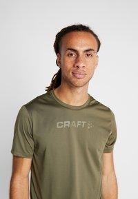 Craft - CORE ESSENCE TEE  - Print T-shirt - rift - 5