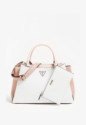 AMBROSE POCHETTE - Handbag - mehrfarbig, weiß