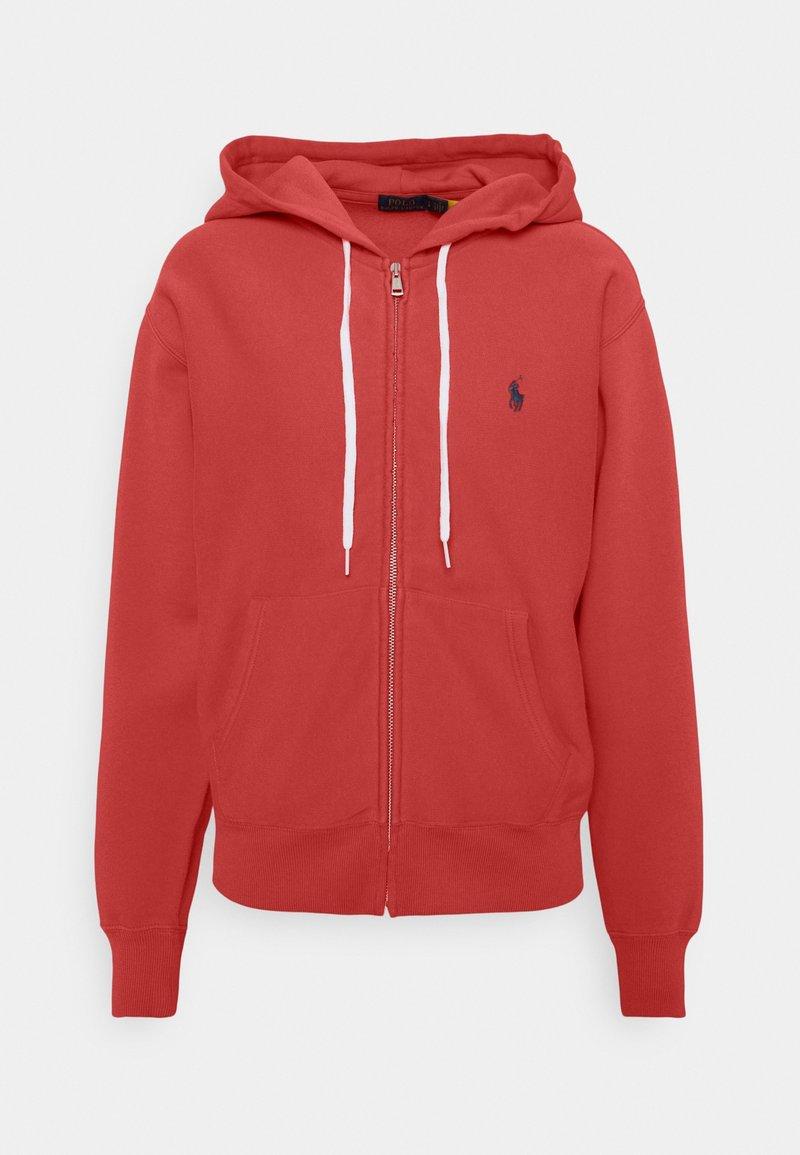 Polo Ralph Lauren - SEASONAL  - Zip-up sweatshirt - spring red