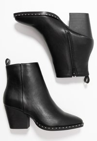 Rubi Shoes by Cotton On - SPENCER STUDDED RAND BOOT - Stiefelette - black - 3