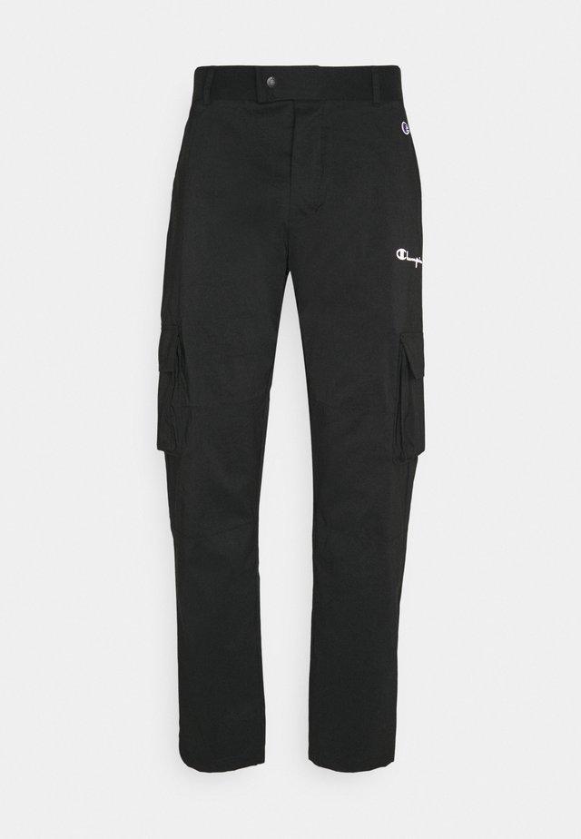 PANTS - Bukser - black