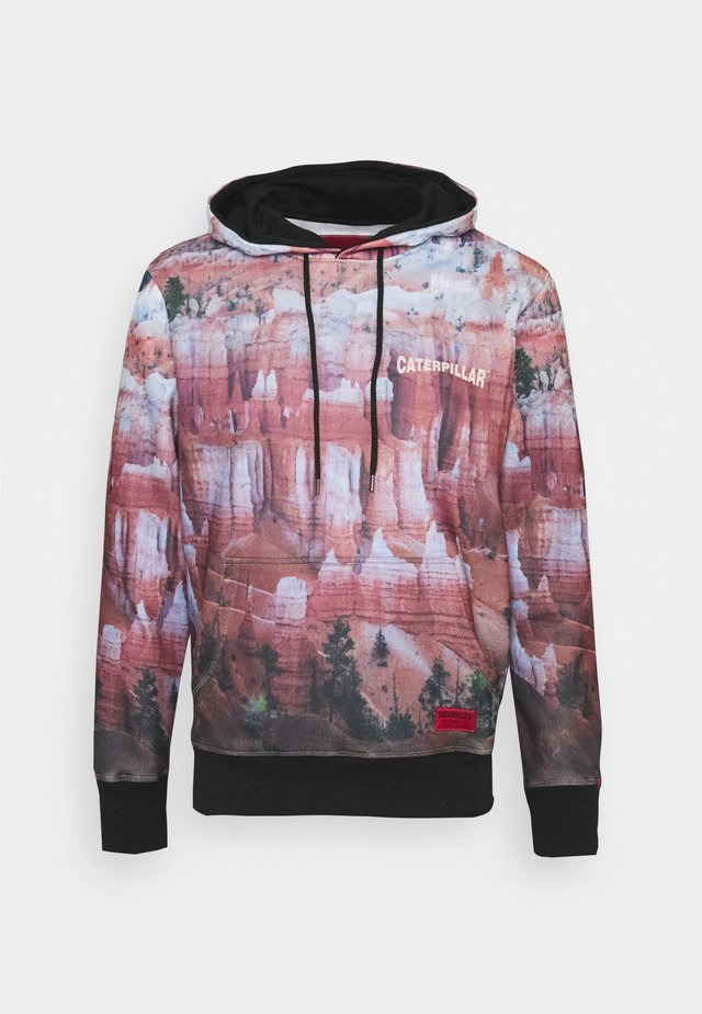 GRAN CANYON HOODIE  - Sweat à capuche - multi-coloured