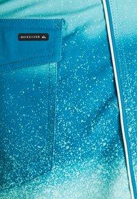 Quiksilver - SURFS MASSIVE - Swimming shorts - fjord blue - 2