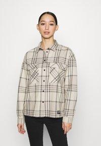 Dr.Denim - NATAHLIE  - Button-down blouse - cashew - 0