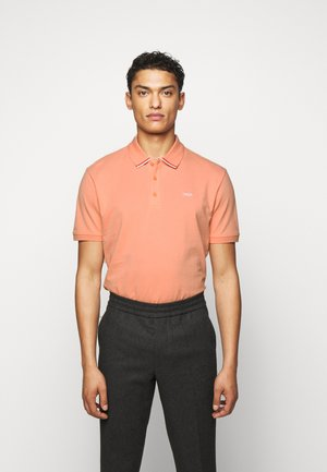 DARUSO - Polo - light pastel orange