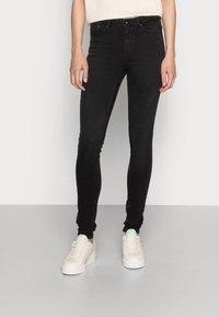ONLY - ONLPAOLA - Jeans Skinny - black - 0