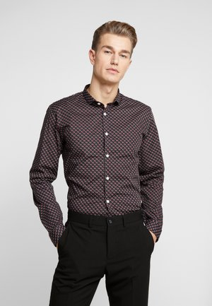 DOTTED - Chemise - black