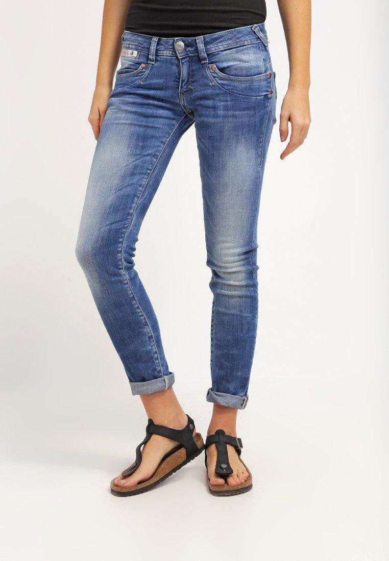 Herrlicher - PIPER SLIM - Slim fit jeans - bliss