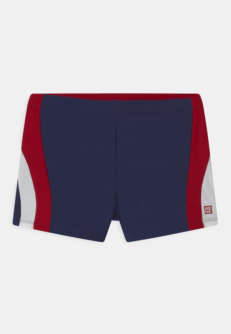 Schiesser - TEENS JUNGEN - Swimming trunks - blau