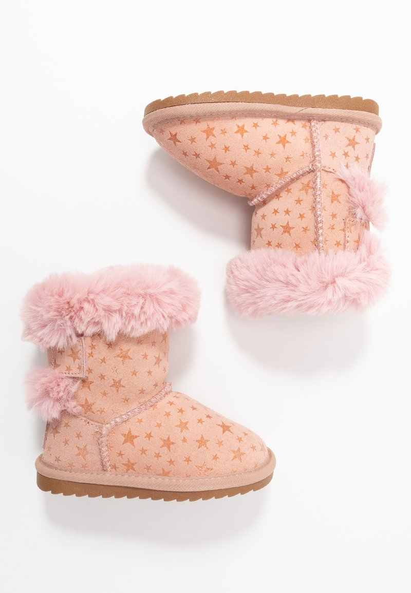 Colors of California - Stiefelette - pink