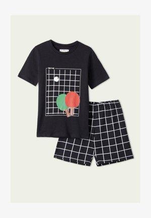 SET - Pyjama set - deep blue st.ping pong