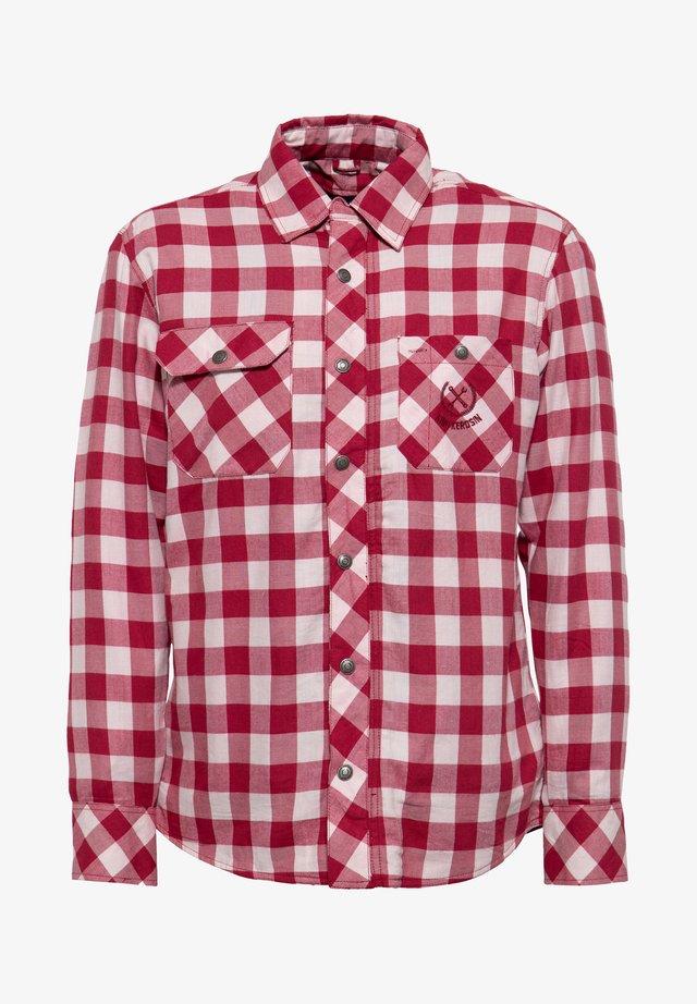 Overhemd - rot