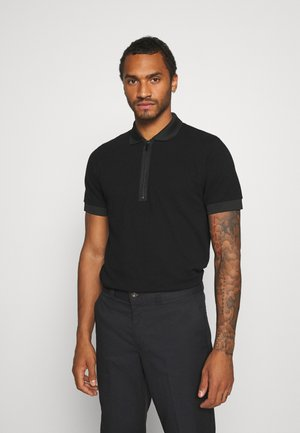TONAL  - Polo shirt - black