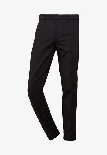 SIGHT - Kostymbyxor - black