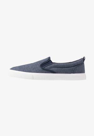 UNISEX - Slip-ons - dark blue