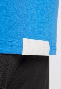 Puma - HOOPS TEE - Print T-shirt - palace blue - 3