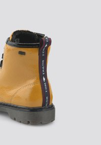 TOM TAILOR - Lace-up ankle boots - yellow - 4