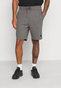 Only & Sons - ONSNEIL LIFE - Shorts - dark grey melange - 0