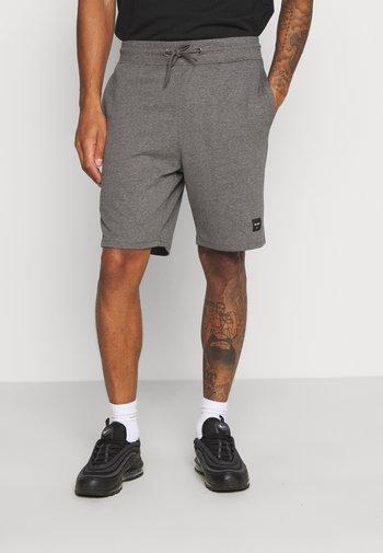 ONSNEIL LIFE - Shorts - dark grey melange