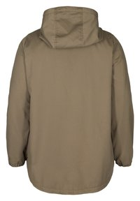 Zizzi - Outdoor jacket - grey - 4