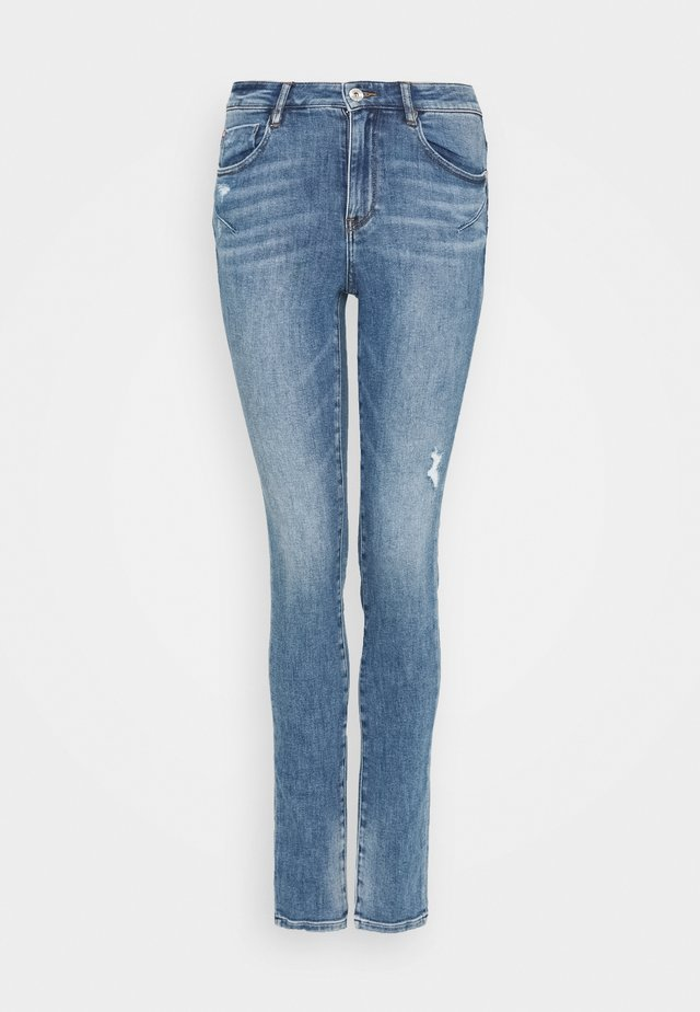 BETTIE - Jeans Skinny Fit - blue denim