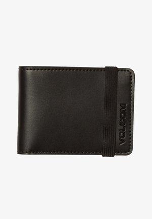 HALFSTONE LTH 2F WLT - Wallet - black