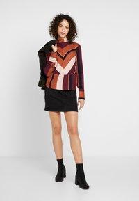 Object - Mini skirt - black - 1