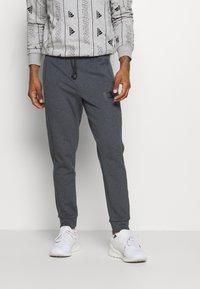 adidas Performance - AEROREADY TRAINING SPORTS PANTS - Jogginghose - dark grey - 0