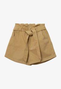 FELIPE ALBERNAZ - Shorts - camel - 2