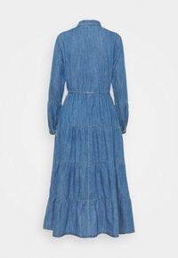 Marks & Spencer London - TIER DRESS - Maxi dress - light blue - 1