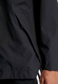 adidas Performance - URBAN RAIN.RDY - Regnjacka - black - 6