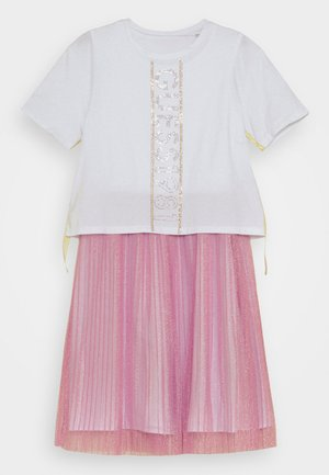 JUNIOR DRESS - Cocktail dress / Party dress - true white