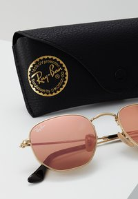 Ray-Ban - 0RB3548N - Occhiali da sole - gold copper flash - 3