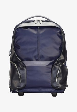 ROLLEN KABINENTROLLEY - Wheeled suitcase - night blue