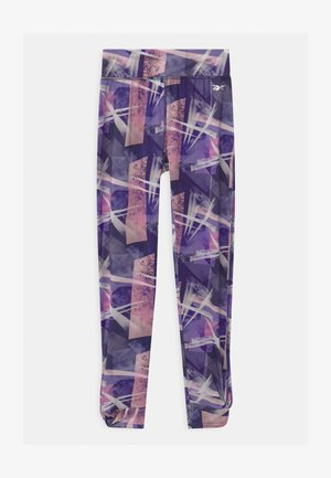 SHAPES - Leggings - multi-coloured