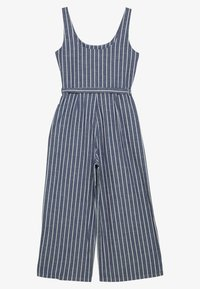 Vero Moda - VMDOTTI CULOTTE  - Jumpsuit - medium blue denim/white - 1