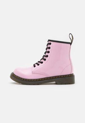 1460 - Nauhalliset nilkkurit - pale pink
