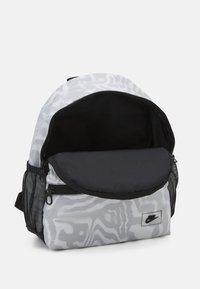 Nike Sportswear - BRASILIA UNISEX - Rucksack - black/white - 2