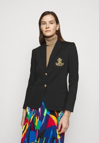 Lauren Ralph Lauren - MODERN PONTE - Sportovní sako - polo black - 0