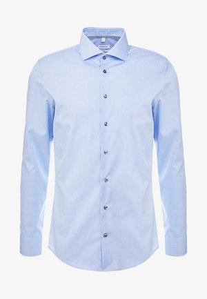 SLIM FIT SPREAD KENT - Formal shirt - blue