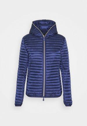 IRIS ALEXIS HOODED JACKET - Light jacket - navy blue