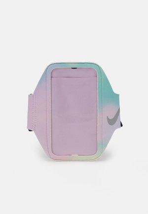 LEAN ARM BAND - Autres accessoires - regal pink/black/silver