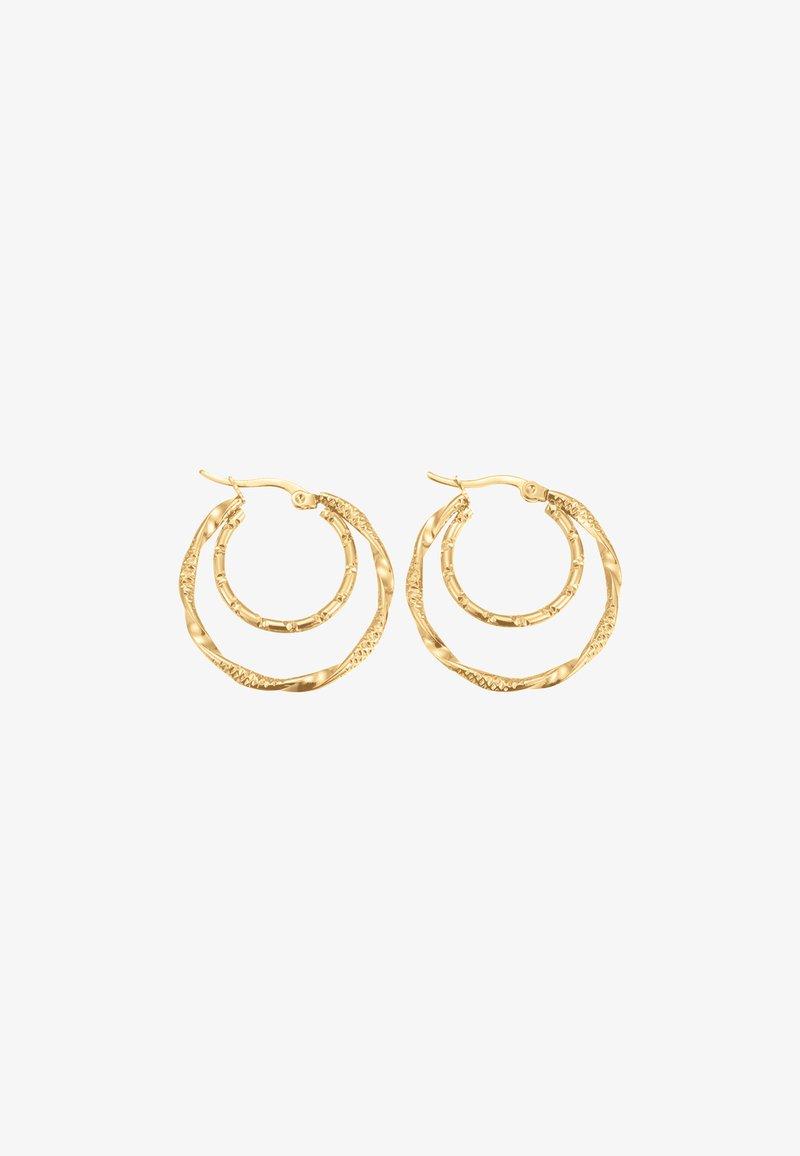 Heideman - Earrings - goldfarben