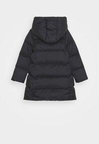 Polo Ralph Lauren - CHANNEL OUTERWEAR - Kabát zprachového peří - black - 1