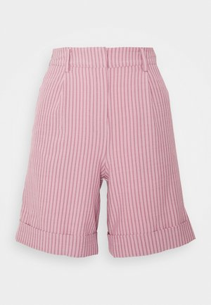 YASELLA CITY  - Shorts - deco rose/pale lilac