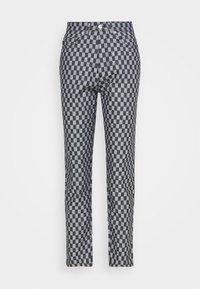Fiorucci - CHECKERBOARD - Straight leg jeans - light vintage - 4