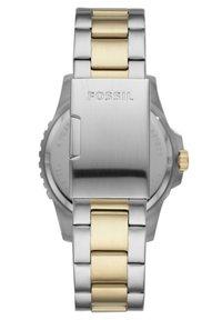 Fossil - FB - 01 - Montre à affichage digital - gold,silver - 1